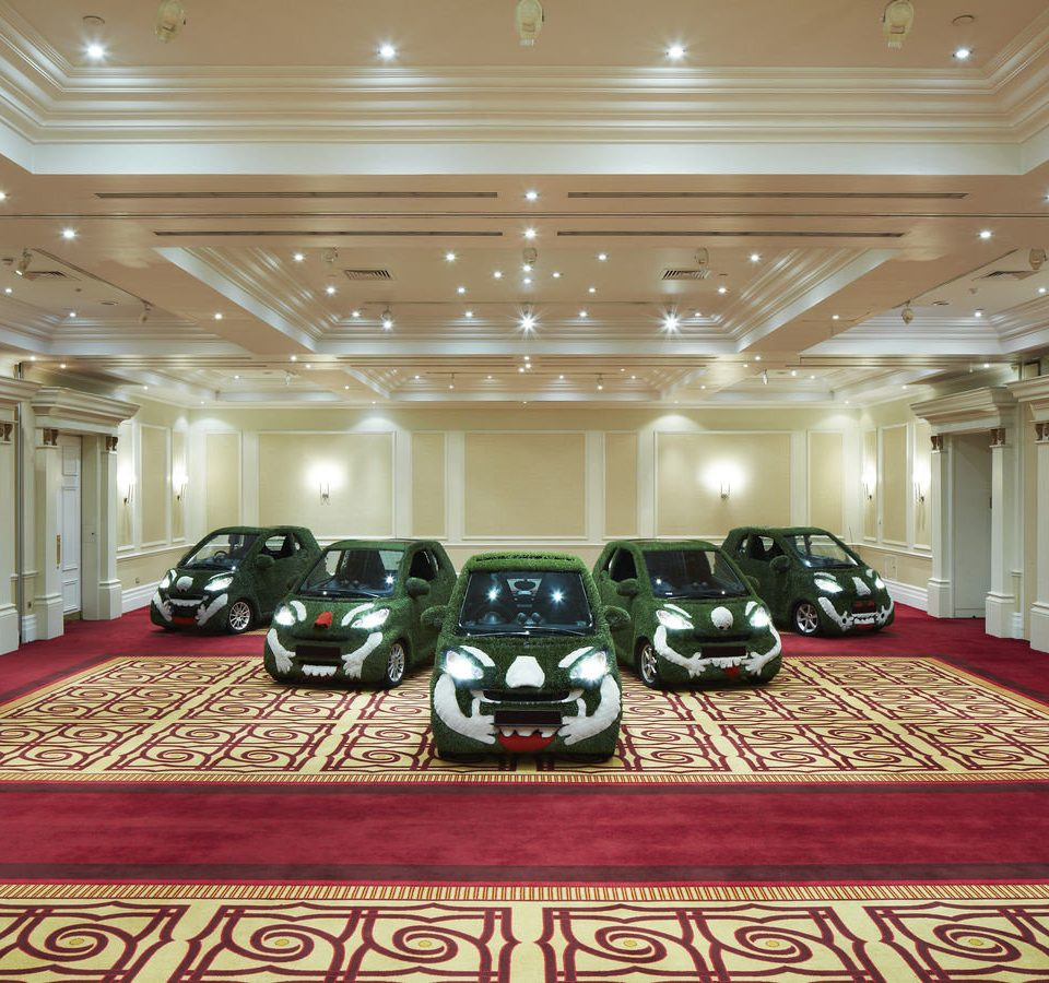 auditorium Lobby building conference hall function hall convention center flooring ballroom hall