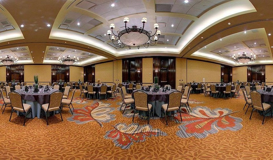 chair building Lobby function hall auditorium conference hall convention center ballroom