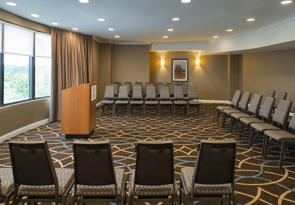 chair auditorium conference hall function hall meeting convention center ballroom Lobby