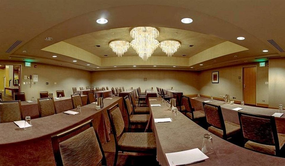 chair function hall conference hall auditorium restaurant Lobby convention center ballroom