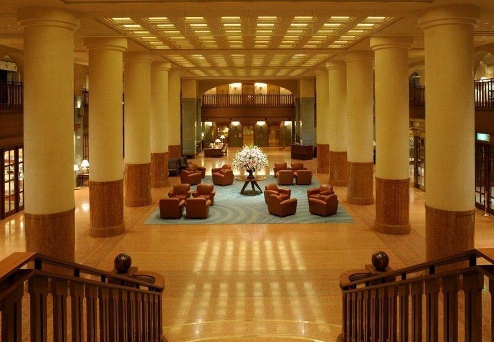 function hall Lobby auditorium palace ballroom hall colonnade