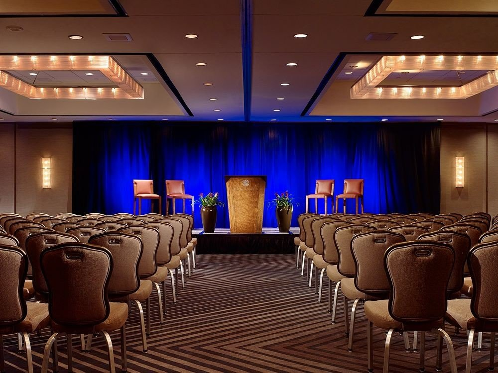 function hall conference hall auditorium Lobby convention center ballroom meeting conference room colored