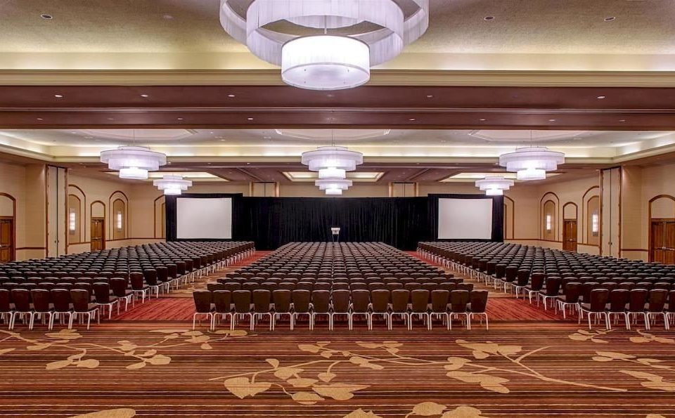 auditorium function hall conference hall performing arts center ballroom convention center stage theatre Lobby