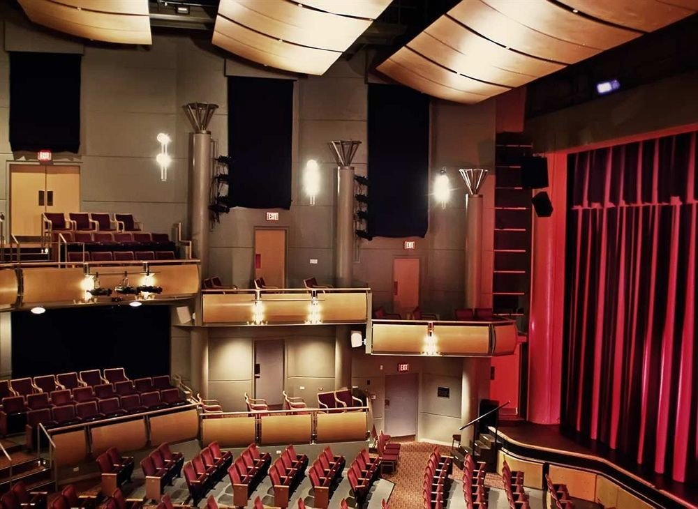 auditorium function hall stage conference hall theatre Lobby ballroom convention center
