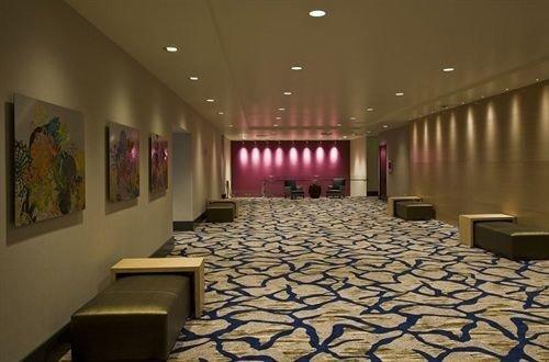 Lobby auditorium function hall conference hall ballroom convention center hall