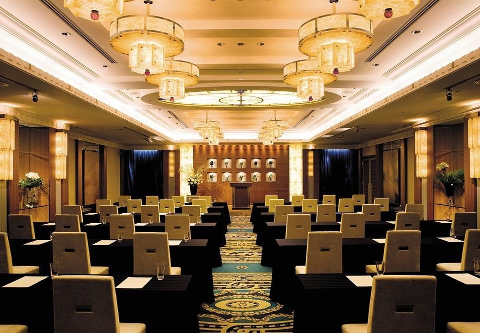 auditorium function hall conference hall ballroom convention center meeting convention Lobby theatre