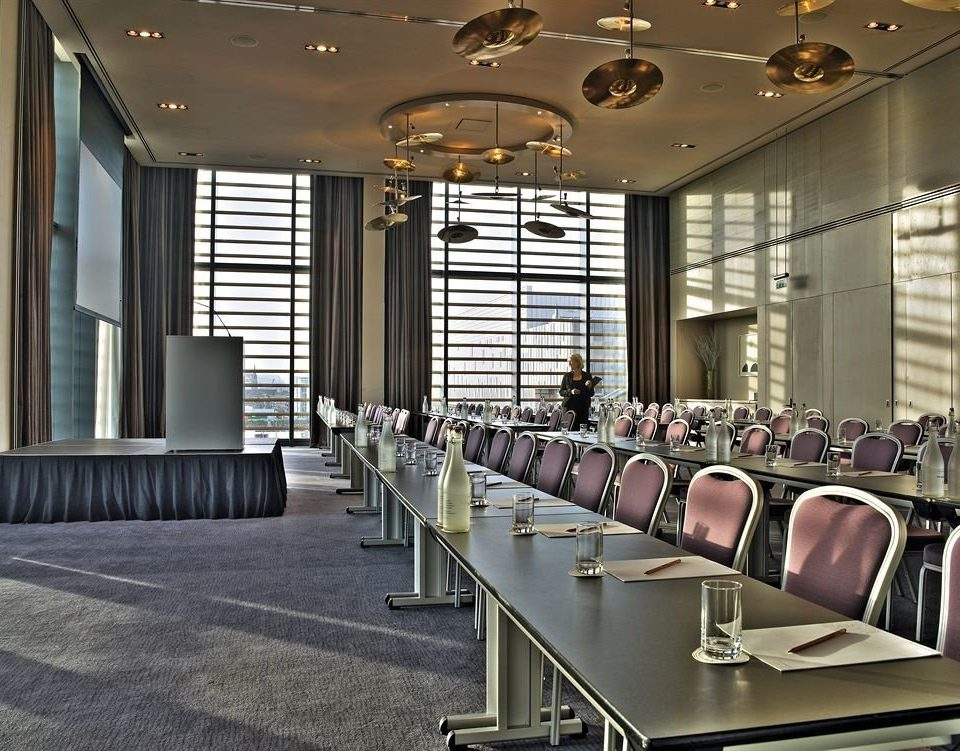 auditorium conference hall scene function hall convention center Lobby ballroom headquarters conference room