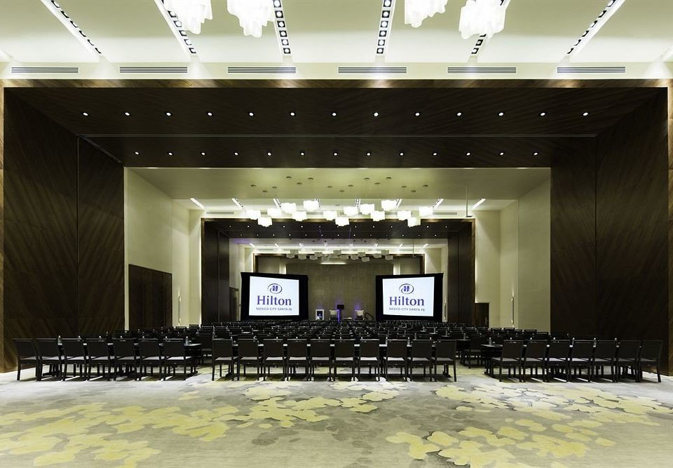 auditorium Lobby stage theatre convention center function hall ballroom conference hall conference room
