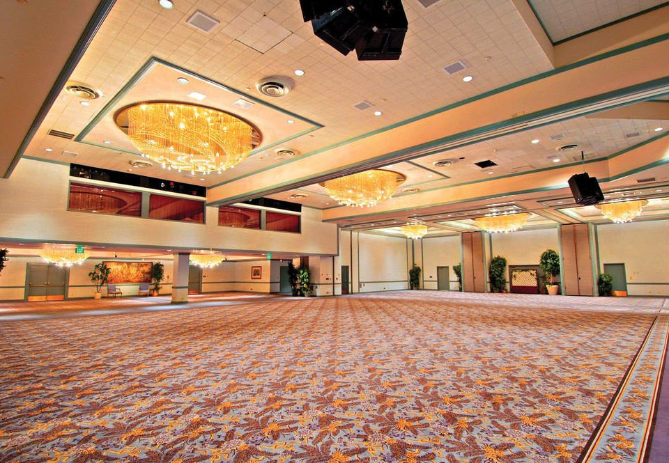 auditorium Lobby function hall ballroom convention center theatre hall flooring