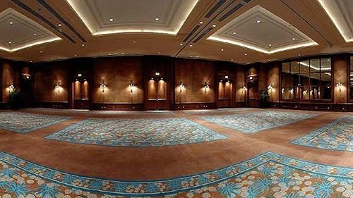 Lobby auditorium function hall ballroom flooring theatre convention center mansion palace empty