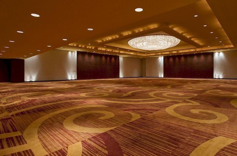 Lobby auditorium flooring hardwood wood flooring function hall ballroom
