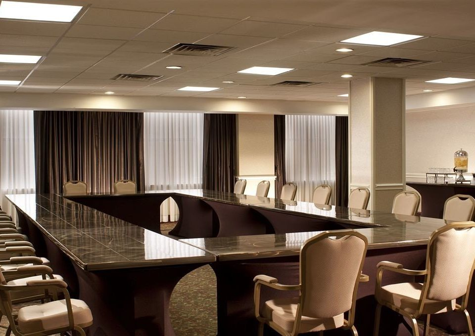 conference hall function hall restaurant auditorium lighting Lobby convention center conference room