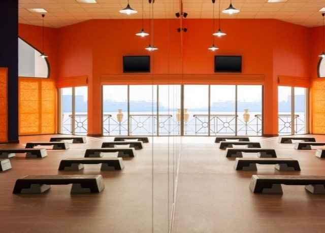 property conference hall Lobby living room office auditorium lined conference room