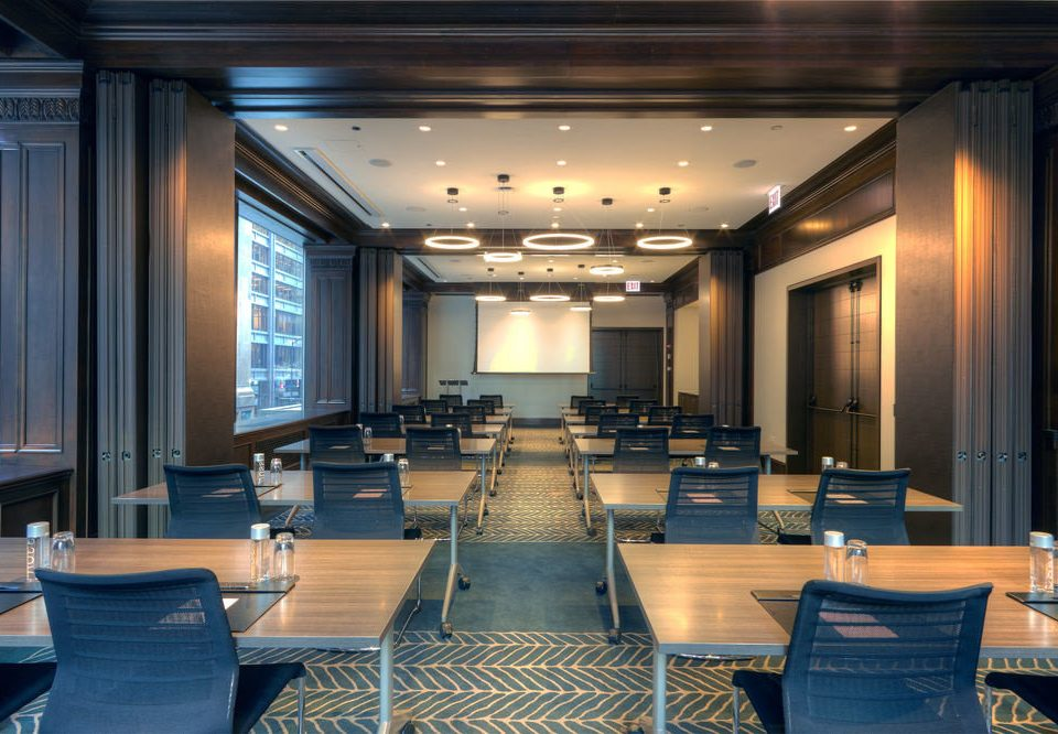 conference hall auditorium function hall convention center Lobby restaurant