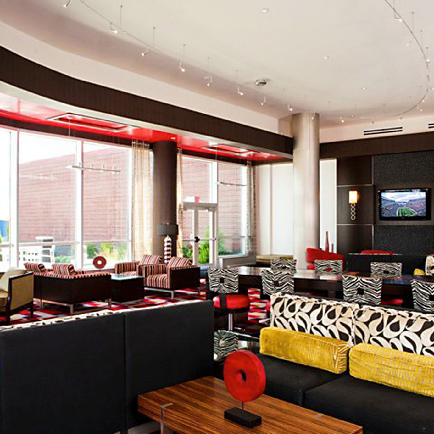conference hall Lobby restaurant function hall living room auditorium