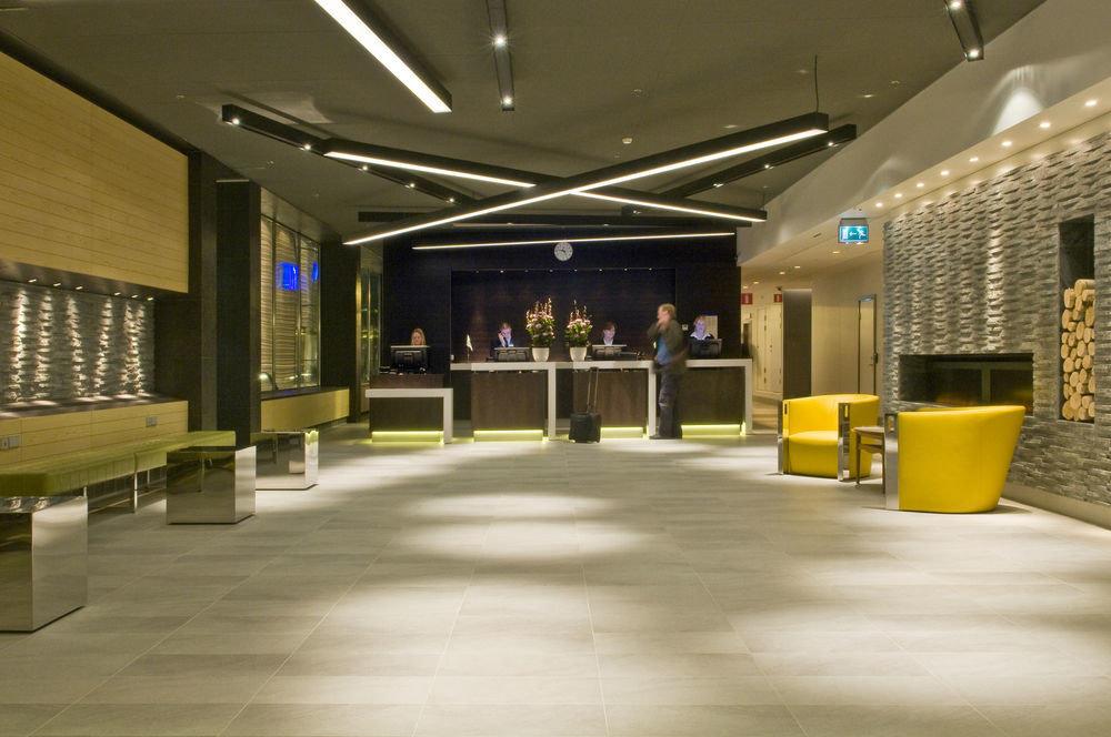 Lobby auditorium convention center hall headquarters public transport