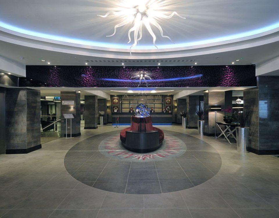 Lobby auditorium theatre convention center screenshot