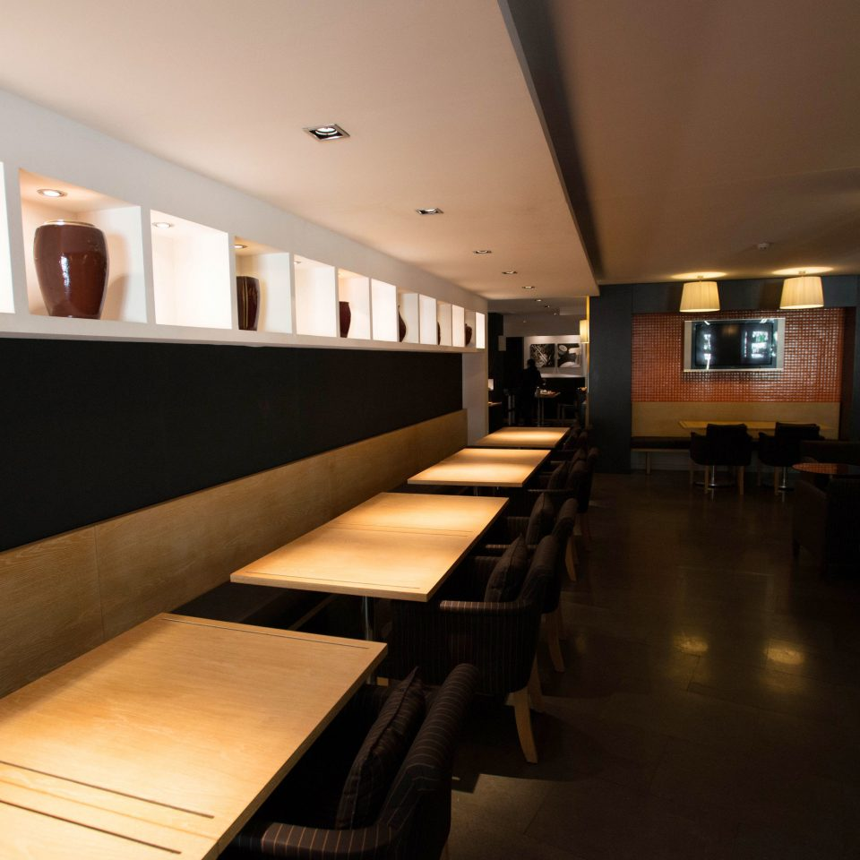 Lobby lighting auditorium restaurant hall