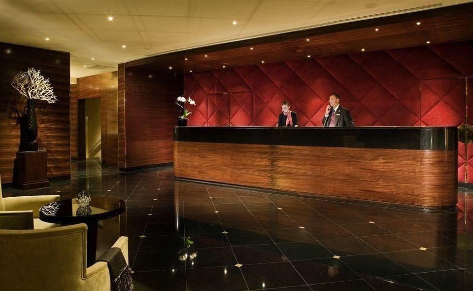 Lobby stage auditorium theatre
