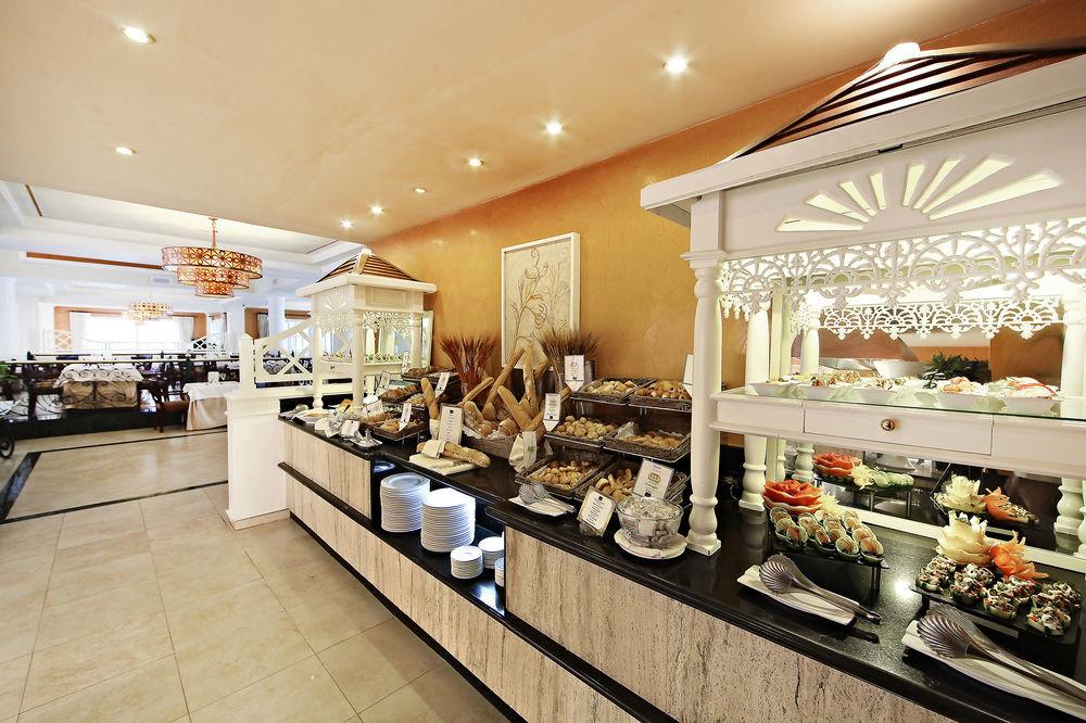 property bakery restaurant counter food Lobby buffet