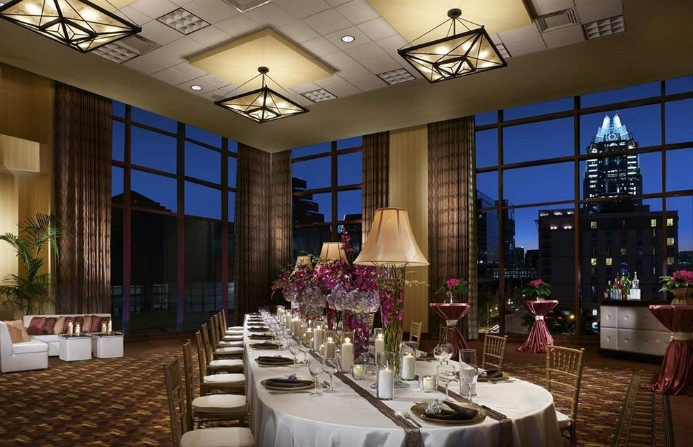function hall Lobby restaurant convention center ballroom conference hall banquet wedding reception fancy