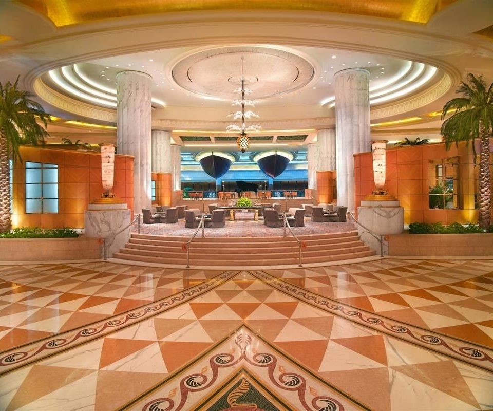 Lobby property mansion billiard room orange function hall recreation room ballroom flooring palace
