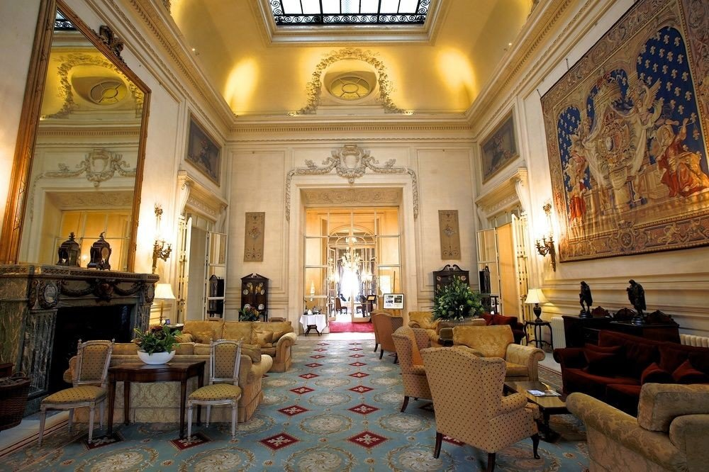 Lobby building palace chapel mansion ballroom synagogue place of worship function hall