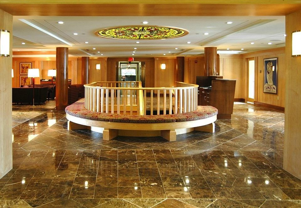 Lobby building function hall flooring ballroom wood flooring convention center