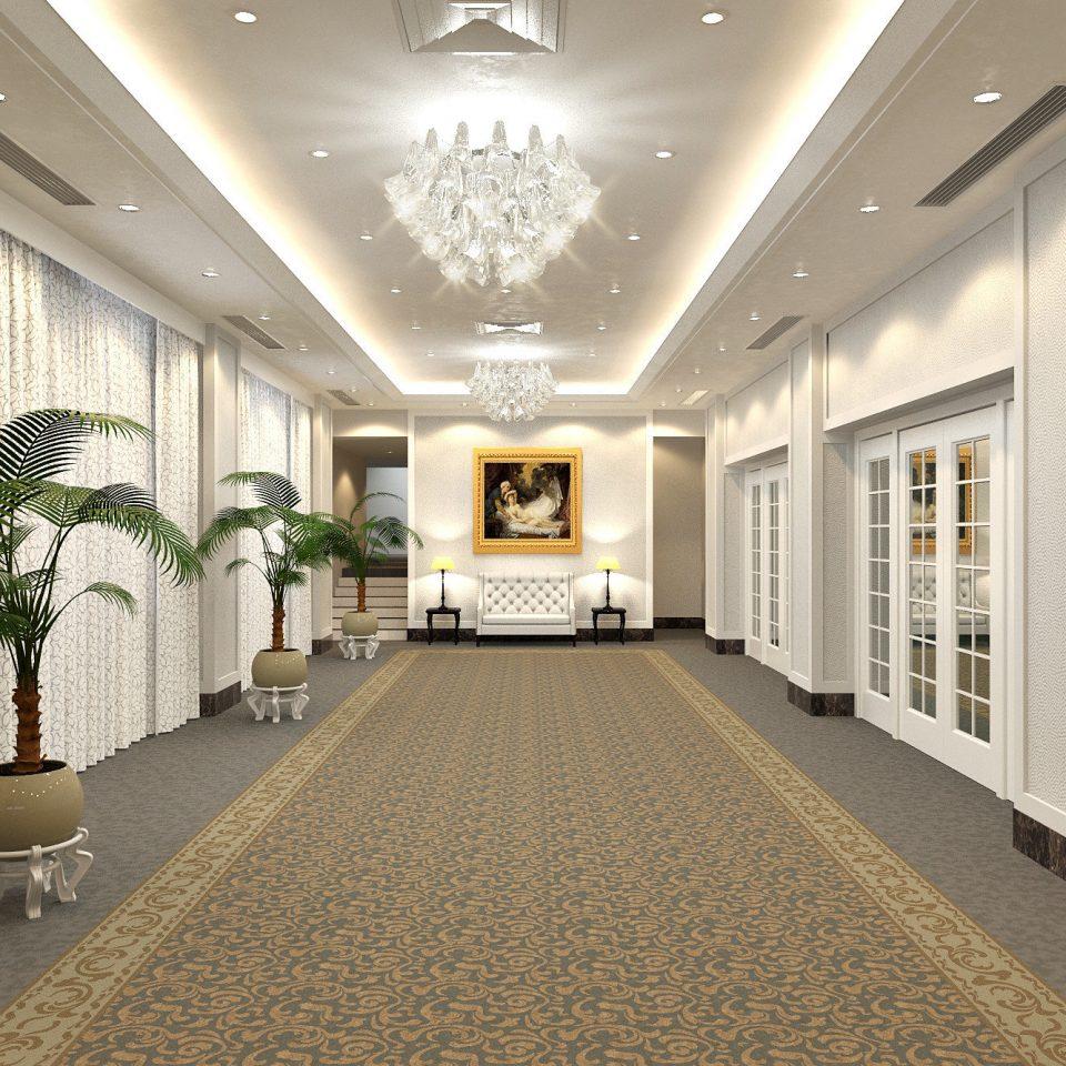 Lobby property building hall home flooring mansion living room waiting room ballroom