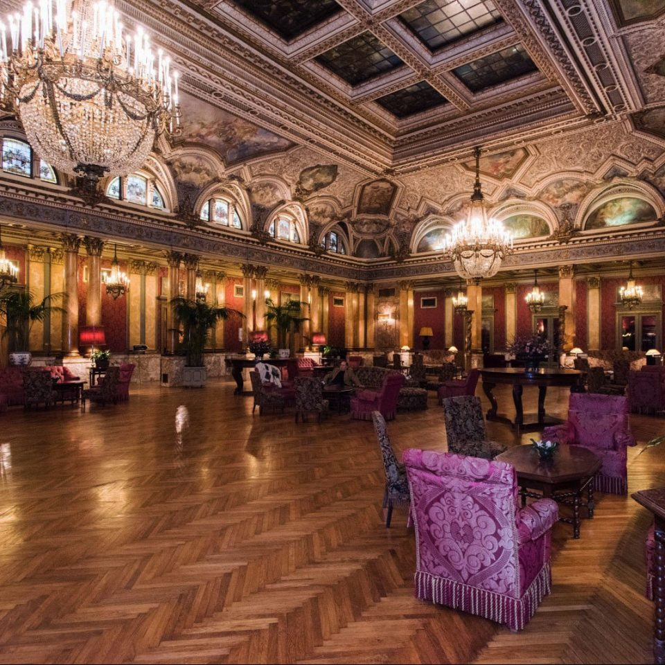 building Lobby function hall palace ballroom restaurant