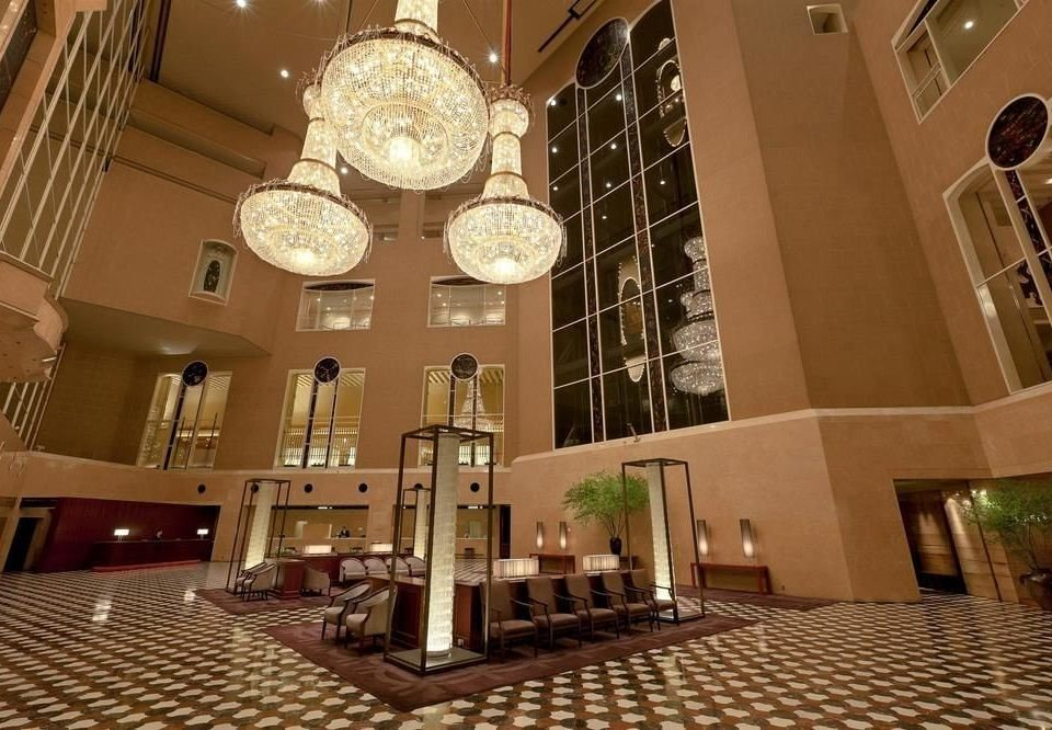 Lobby building function hall synagogue ballroom