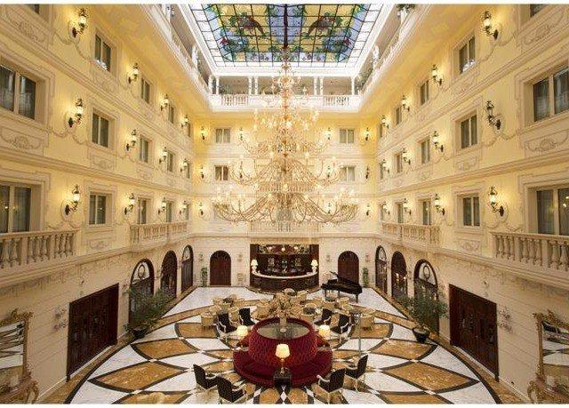 palace building plaza mansion opera house Lobby ballroom synagogue hall