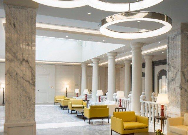 Lobby lighting living room function hall column conference hall ballroom