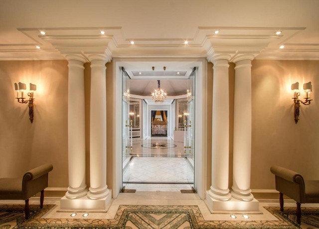 Lobby mansion lighting palace column ballroom light living room hall