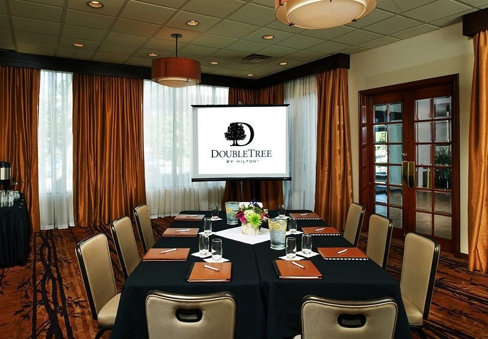 conference hall function hall meeting convention center Lobby restaurant convention living room ballroom dining table