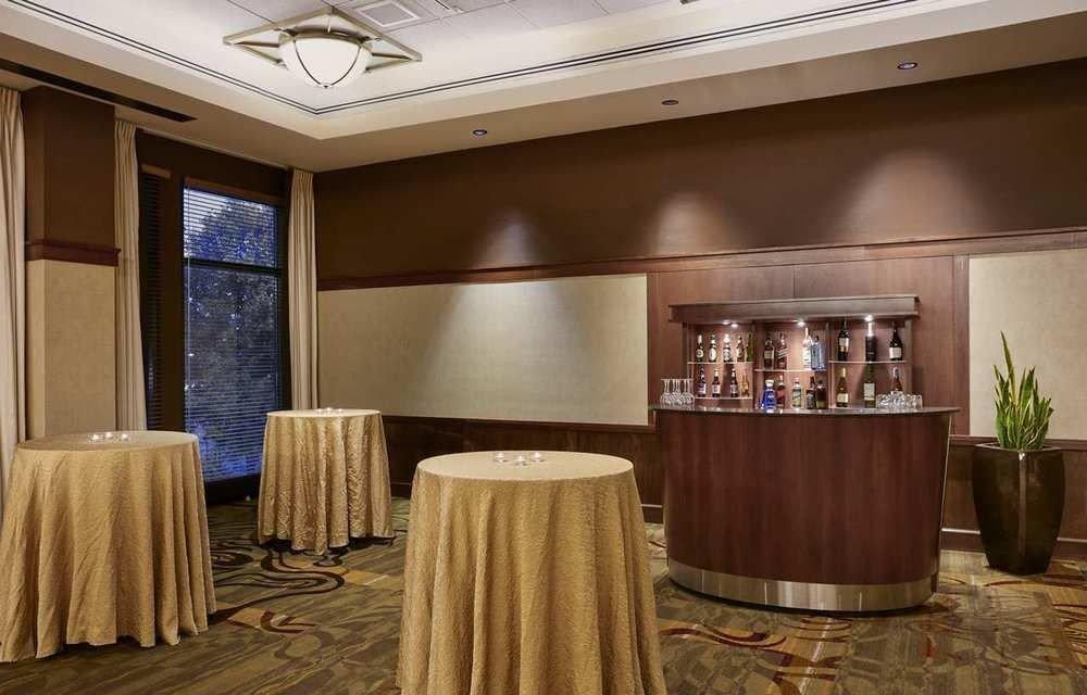 Lobby function hall conference hall ballroom