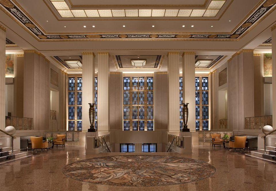 Lobby living room hardwood home flooring daylighting lighting mansion hall wood flooring ballroom