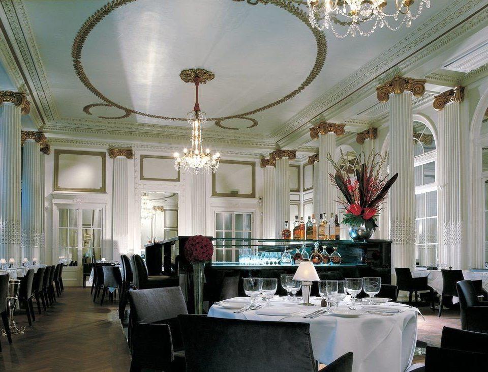 restaurant function hall Lobby ballroom fancy