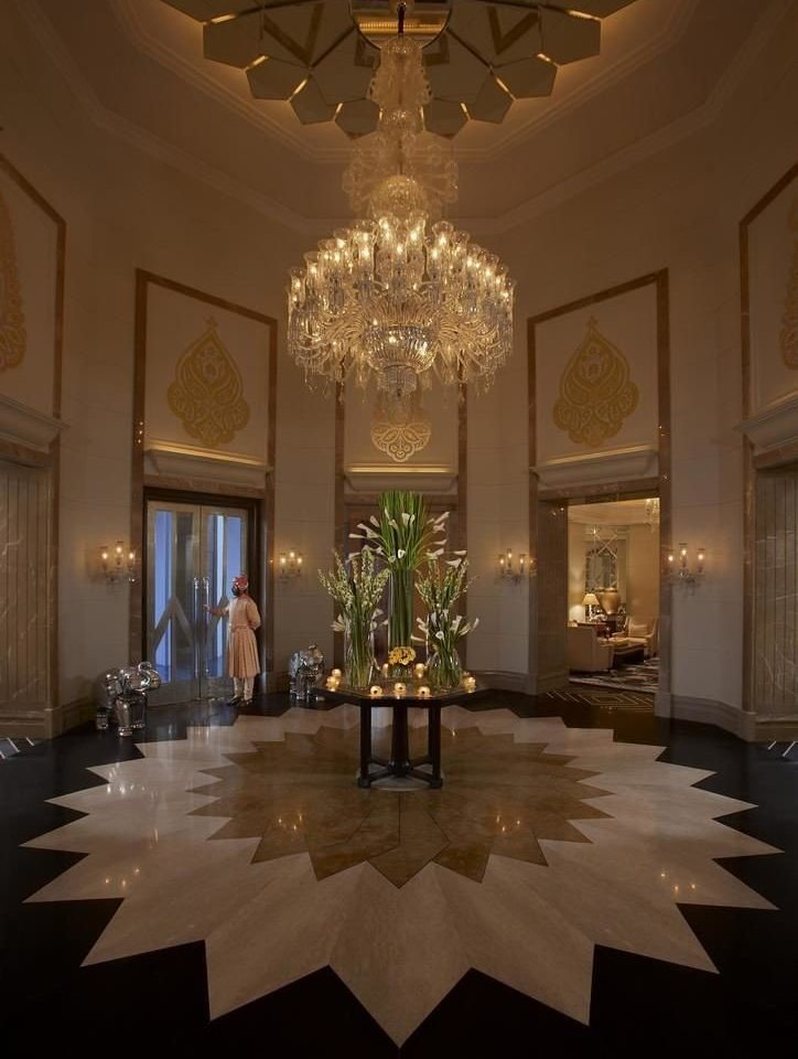 Lobby light ballroom lighting flooring mansion function hall hall living room palace