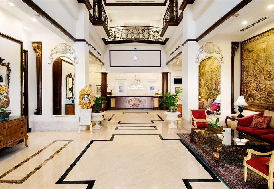 Lobby property mansion home living room flooring palace ballroom hall