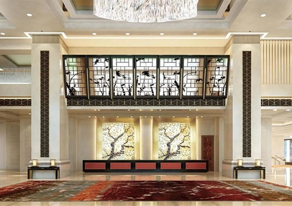 Lobby property living room home mansion flooring hall ballroom