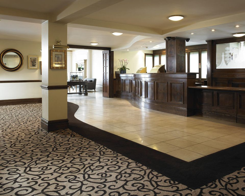 Lobby property flooring living room lighting home wood flooring ballroom