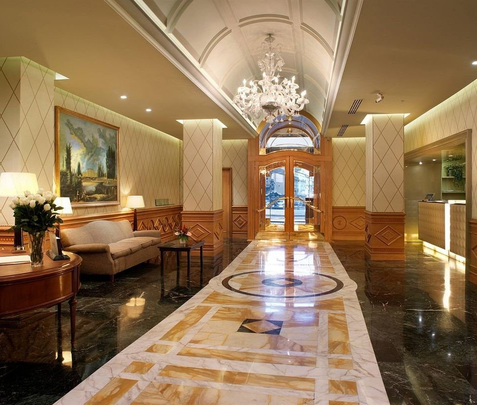 Lobby property mansion lighting home living room wood flooring flooring ballroom