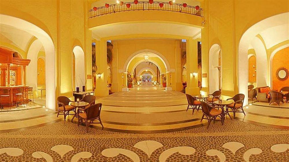 Lobby function hall palace hacienda ballroom orange