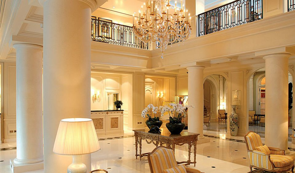 property Lobby mansion palace home lighting ballroom living room function hall hall