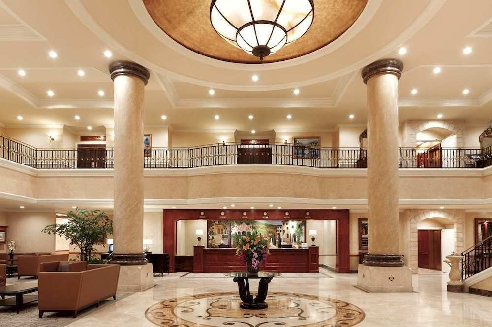 Lobby property mansion palace home living room function hall ballroom