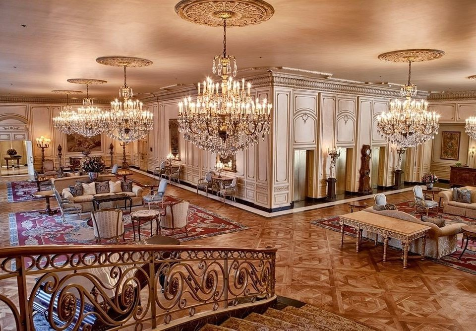property Lobby function hall palace ballroom mansion