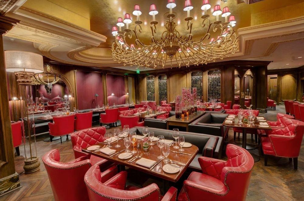 red function hall restaurant Lobby ballroom