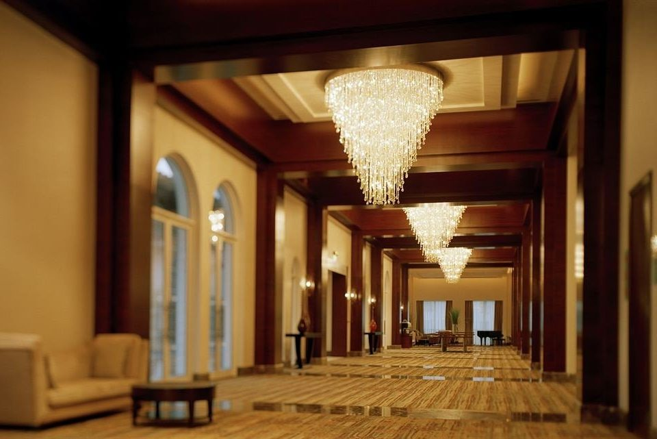 property Lobby hall lighting mansion home living room ballroom palace