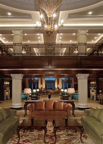 property Lobby mansion living room home lighting palace ballroom